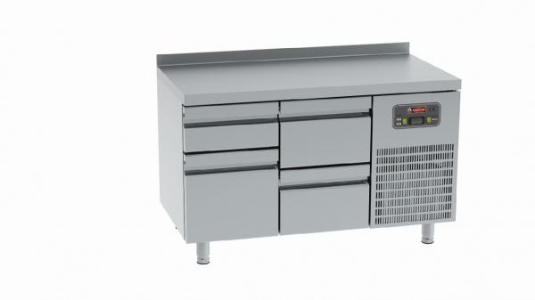 Стол холодильный с ящиками Kayalar (640 л)
