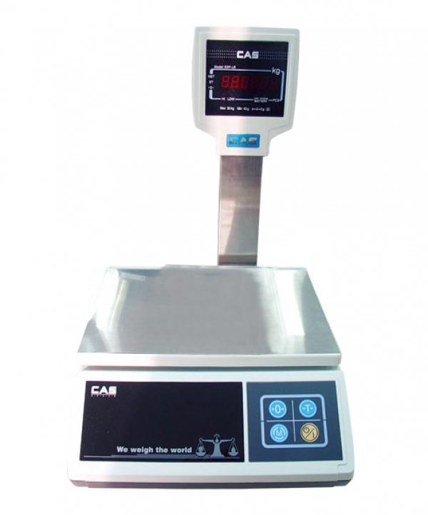 CAS SWII-P весы фасовочные