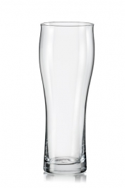 Crystalex CZ Beer glasses 25,126-300