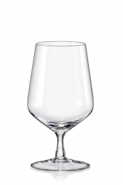 Crystalex CZ Beer glasses 4GA06-380