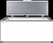Морозильный ларь с глухой крышкой МЛК 700
