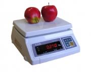 CAS SWII весы фасовочные